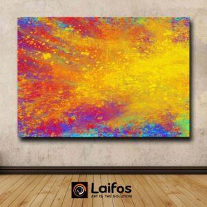 Πίνακας σε καμβά Abstract 3