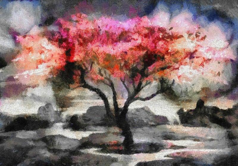 Πίνακας Δέντρο 100χ70