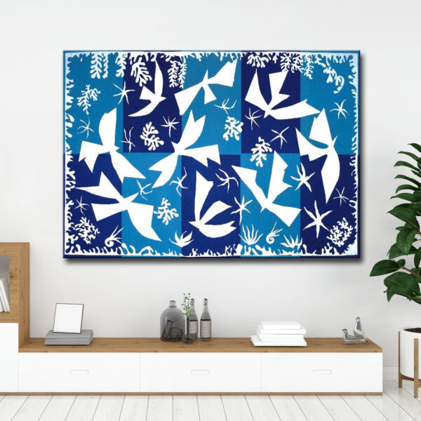 MATISSE – POLINESIA, THE SKY
