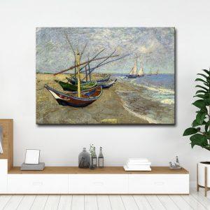VAN GOGH - Boats