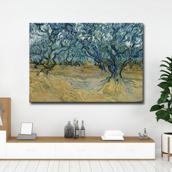 VAN GOGH - Olive Trees 2