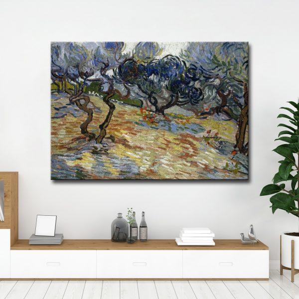 VAN GOGH - Olive Trees 1