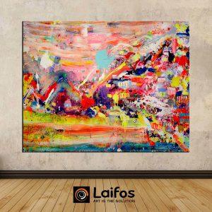 Μοντέρνος Πίνακας Abstract_4