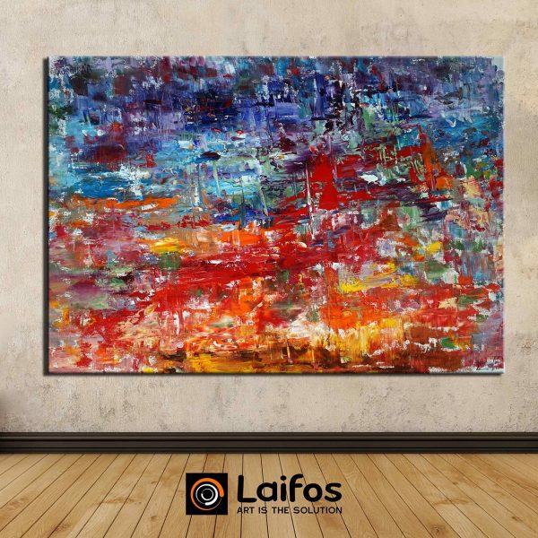 Μοντέρνος Πίνακας Abstract_5
