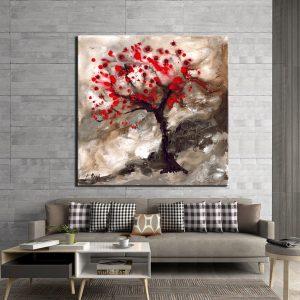 Πίνακας σε καμβά - blossom_2