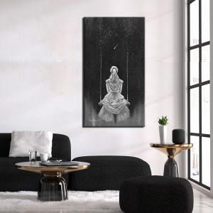 Πίνακας ζωγραφικής Γυναίκα 2