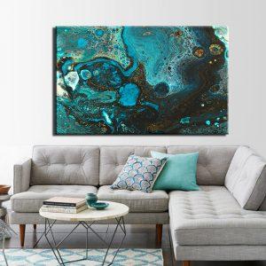 Μοντέρνος Πίνακας Abstract 8