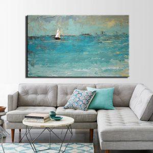 Μοντέρνος Πίνακας Abstract 13