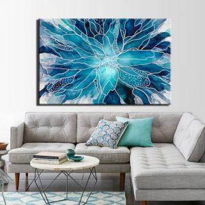 Μοντέρνος Πίνακας Abstract 14