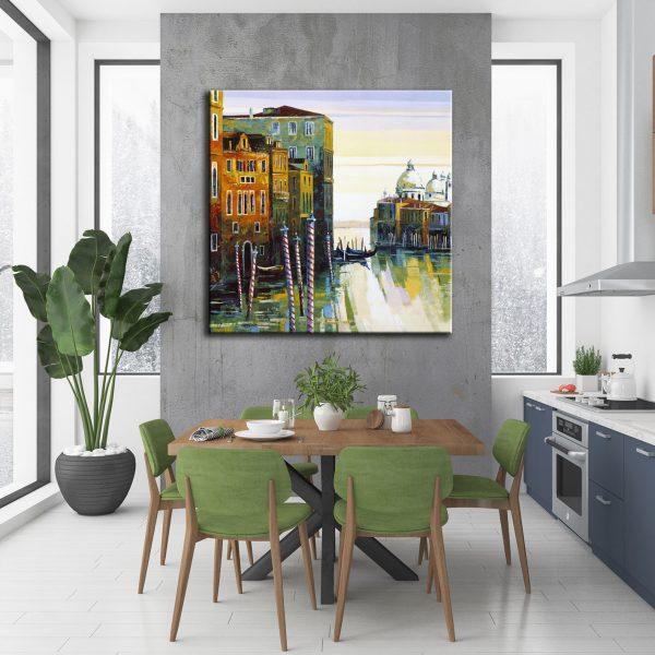 Μοντέρνος Πίνακας Venice