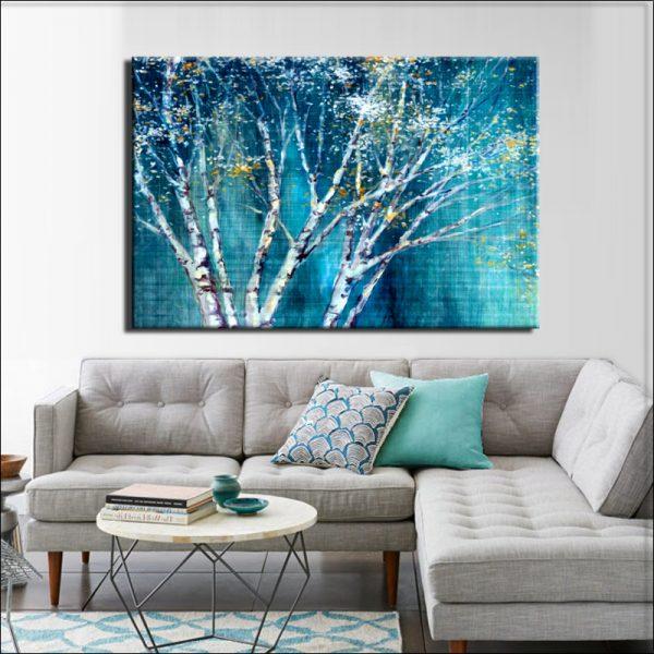 Μοντέρνος Πίνακας Abstract 11