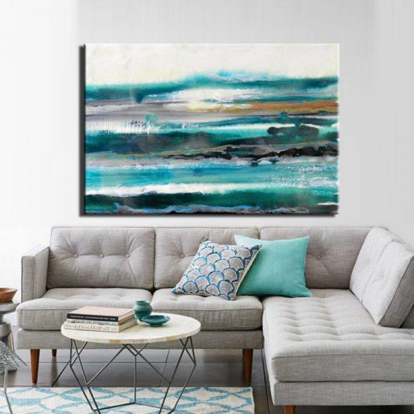 Μοντέρνος Πίνακας Abstract 12