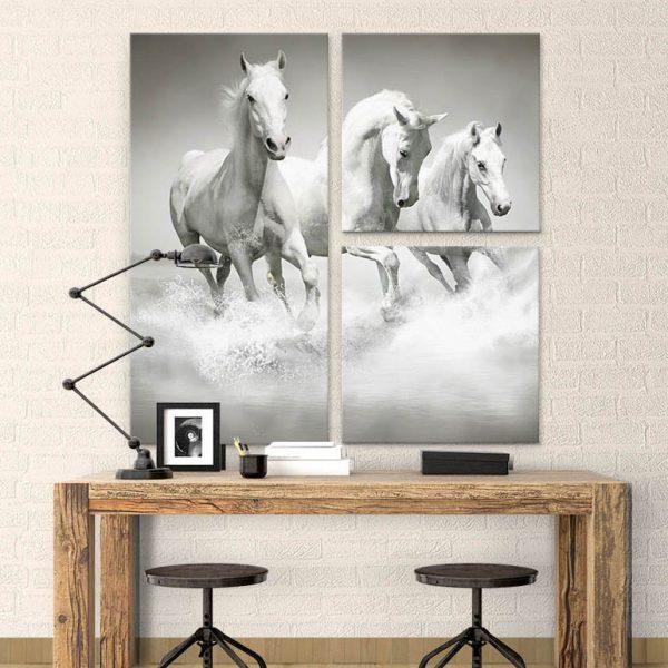 Τρίπτυχο - HORSES 2