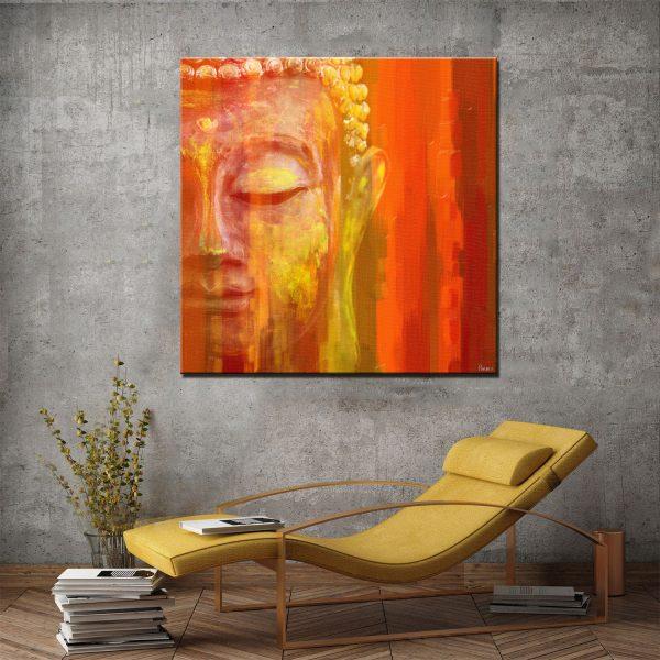 Πίνακας Energy Buddha
