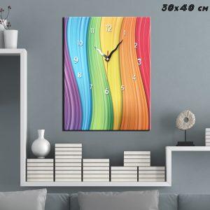 Ρολόι Abstract