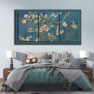 Τριπτυχο με πλάτη - Van Gogh