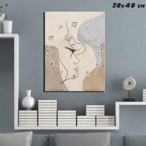 Ρολόι Line Art 4