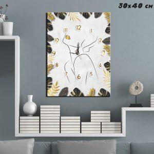 Ρολόι Line Art 3
