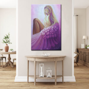 Πίνακας Άγγελος - Έλλη Αγγελίδου