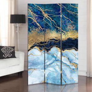 Παραβάν blue marble