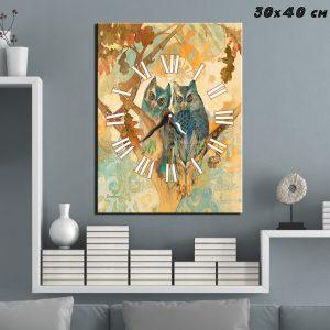 Ρολόι Κουκουβάγιες