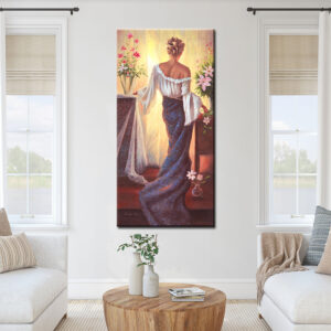 Πίνακας Γυναίκα Πλάτη